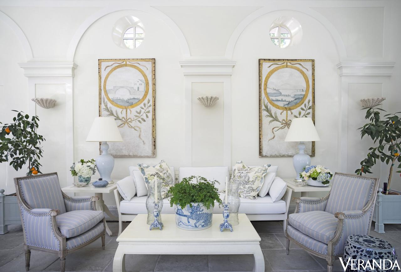 35 elegant white rooms to inspire your own home decor - Simple elegant home decor ...