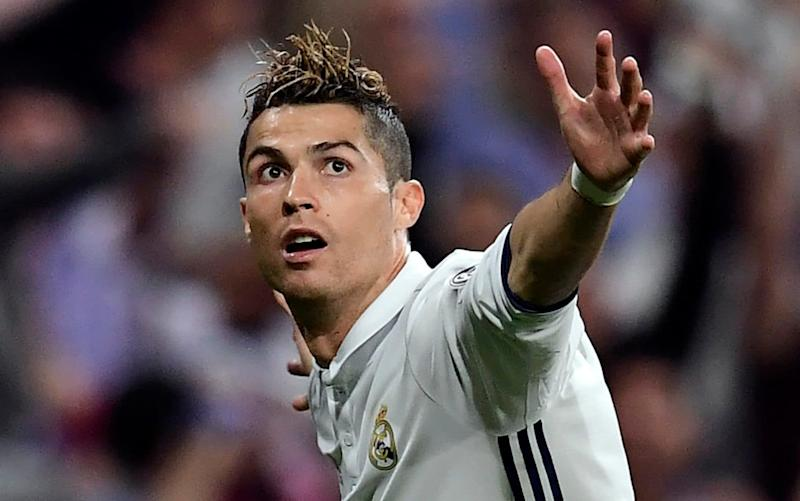 Cristiano Ronaldo continues to forge ahead, breaking and making records - AFP