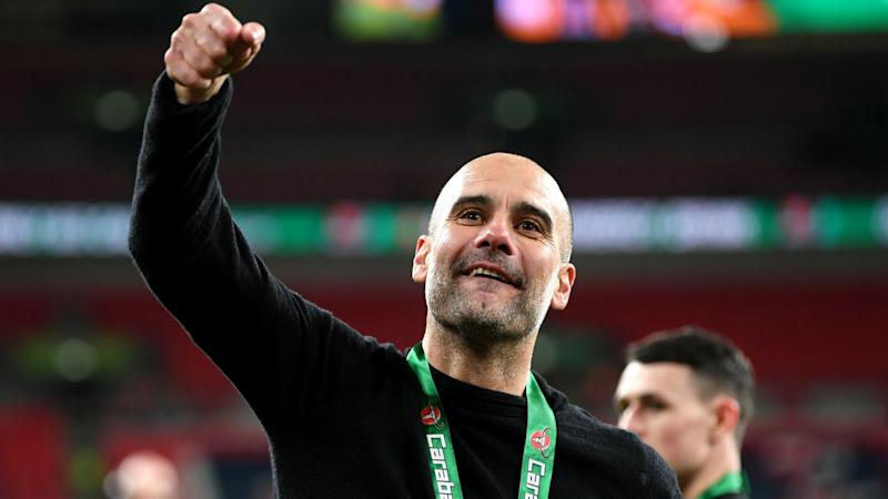Pep Guardiola: Manchester City manager 'incredibly happy' after Europe ban overturned