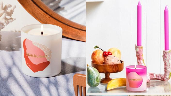 These cute candles are helping local food banks.
