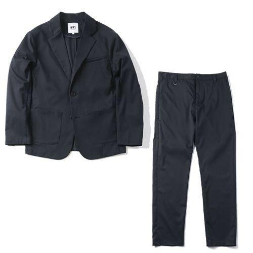 """<p><a class=""""link rapid-noclick-resp"""" href=""""https://kits-london.com/collections/jacket-coat/products/mens-tailored-light-jktno-lining-dark-navy-wws"""" rel=""""nofollow noopener"""" target=""""_blank"""" data-ylk=""""slk:SHOP BLAZER"""">SHOP BLAZER</a></p><p><a class=""""link rapid-noclick-resp"""" href=""""https://kits-london.com/collections/wws-work-wear-suit/products/full-length-straight-trousers-dark-navy-wws"""" rel=""""nofollow noopener"""" target=""""_blank"""" data-ylk=""""slk:SHOP TROUSERS"""">SHOP TROUSERS</a></p><p>Designed to be worn on the go and in all conditions, this unstructured suit by WWS is water repellent, quick-drying, machine-washable and wrinkle-resistant, but is still soft and luxurious to the touch. It does it all!</p><p>Mens Tailored Light Suit, £310, <a href=""""https://kits-london.com/collections/jacket-coat/products/mens-tailored-light-jktno-lining-dark-navy-wws"""" rel=""""nofollow noopener"""" target=""""_blank"""" data-ylk=""""slk:kits-london.com"""" class=""""link rapid-noclick-resp"""">kits-london.com</a></p>"""