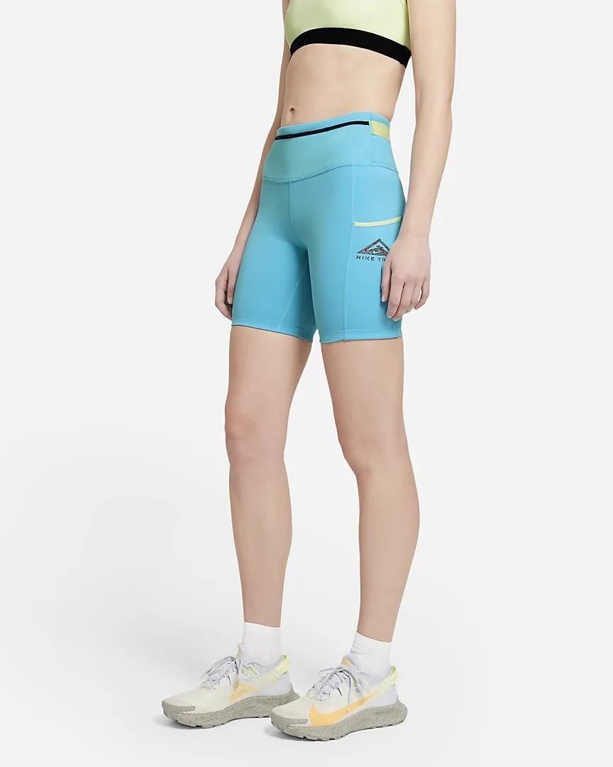 <p>If you're going far, go in these vibrant, comfortable <span>Nike Epic Luxe Trail Running Shorts</span> ($65).</p>