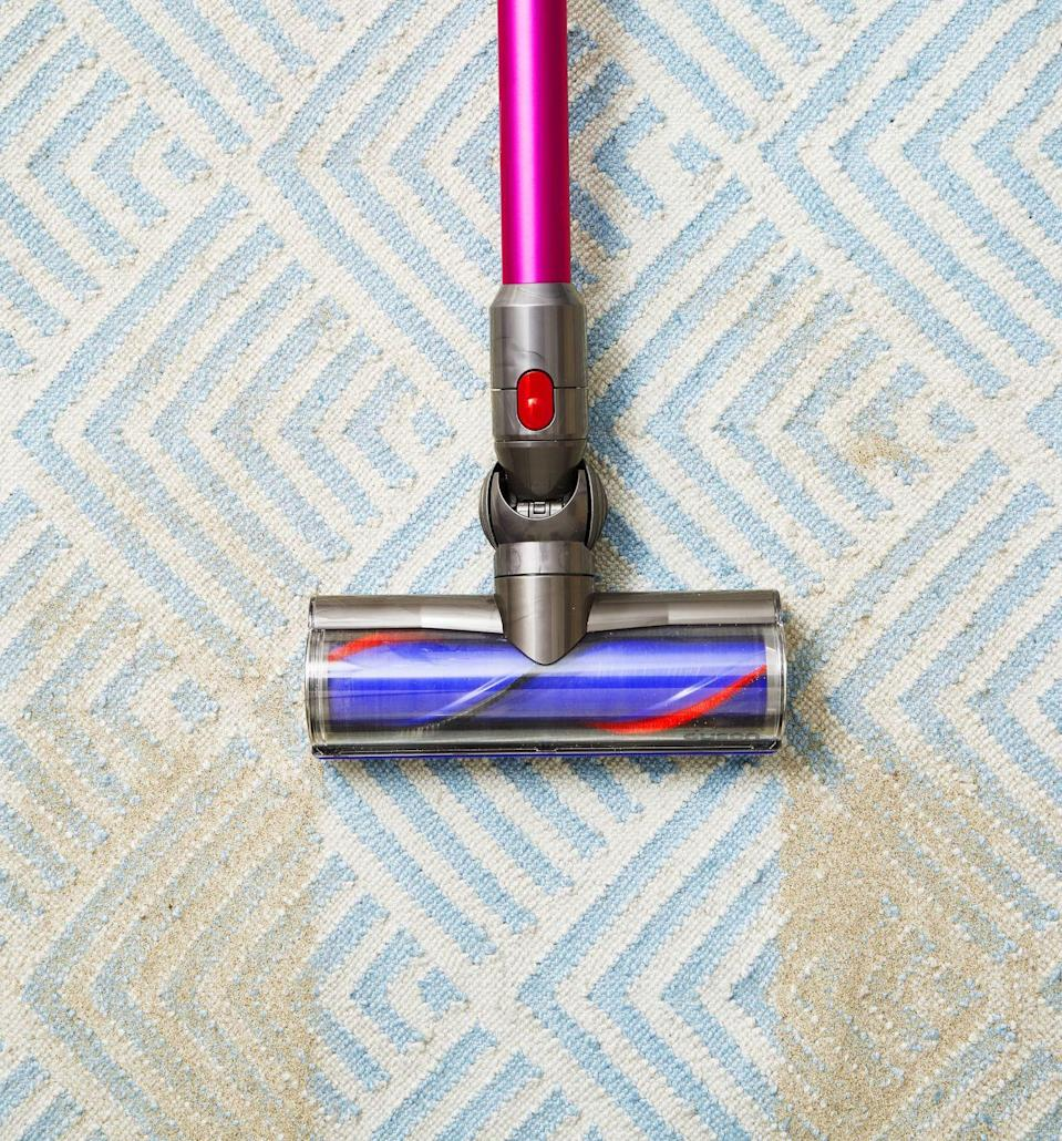 "<p>Yes, you have to clean your cleaners. Replace the bag, clean the dust cup, and replace or wash the filters. Snip threads snarled in the brush with scissors or a seam ripper.</p><p><strong>RELATED: </strong><a href=""https://www.goodhousekeeping.com/appliances/vacuum-cleaner-reviews/g1833/best-vacuums-1007/"" rel=""nofollow noopener"" target=""_blank"" data-ylk=""slk:The Best Vacuums You Can Buy"" class=""link rapid-noclick-resp"">The Best Vacuums You Can Buy </a></p>"