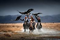 <p>The images were taken by photography tour guide Daniel Kordan, 29, in September 2018. (Photo: Daniel Kordan/Caters News) </p>