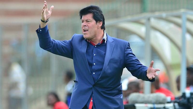 Eymael will not 'risk his life' at Polokwane City