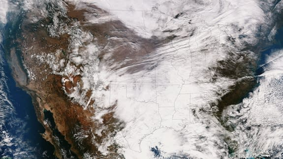 What's Causing the Epic Thanksgiving Storm