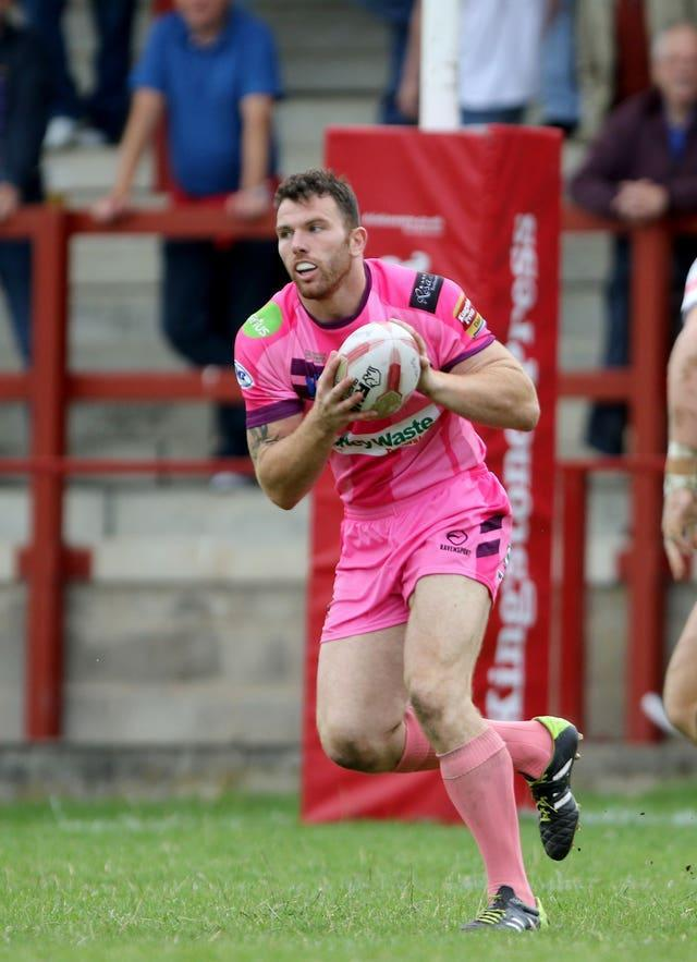 Rugby League – Championship Shield – Super 8s – Batley Bulldogs v Dewsbury Rams – The Fox's Biscuits Stadium