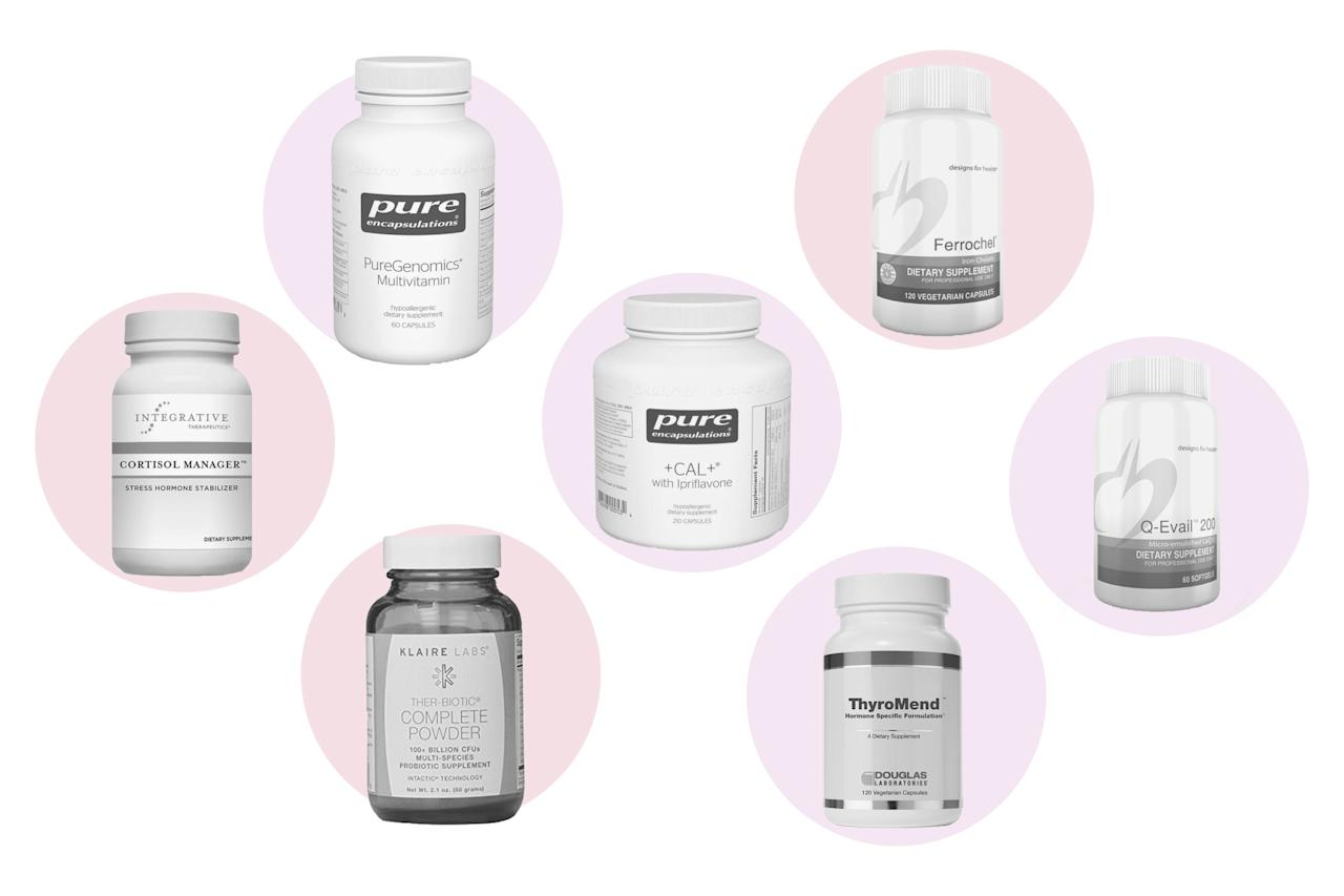 8 Dietitian Approved Supplements You Need In Your Life