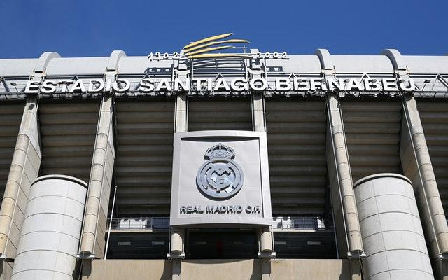 Manchester City travel to the Bernabeu later this month