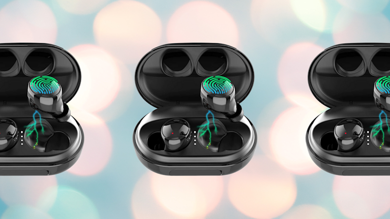 Save a whopping $106 on these Edyell Wireless Earbuds with this special coupon. (Photo: Amazon)