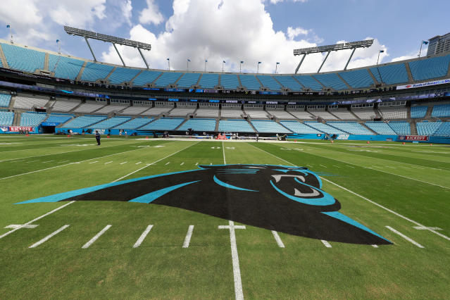 The Carolina Panthers have hired a director of player wellness to make sure players are doing as well mentally as they are physically. (AP)