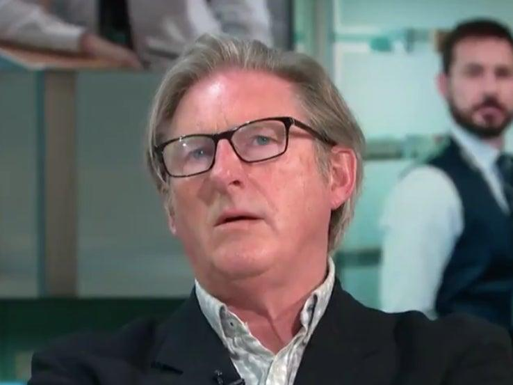 Adrian Dunbar confused 'Line of Duty' fans with cryptic comments on 'Good Morning Britain'ITV
