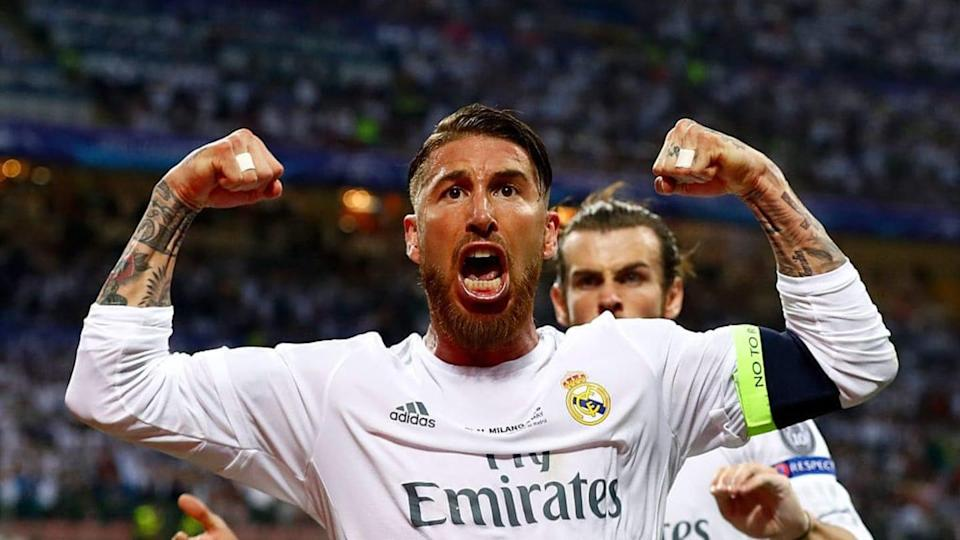 Sergio Ramos | Clive Rose/Getty Images