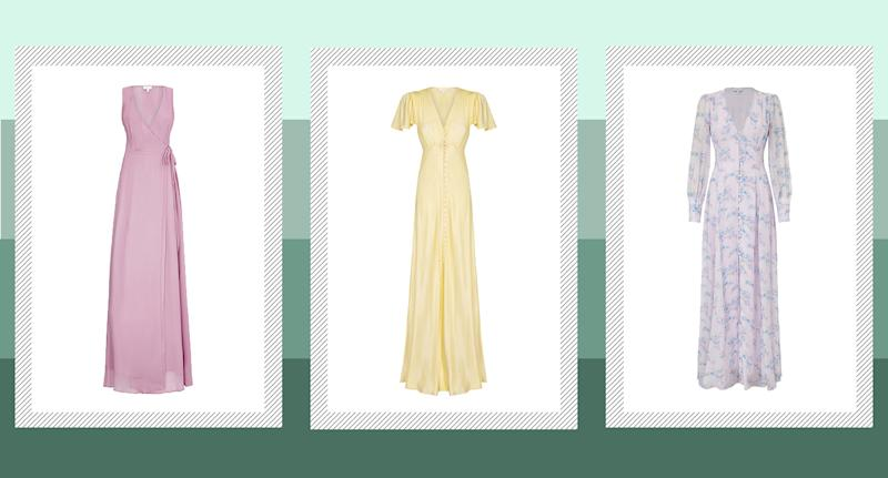 Ghost has launched a new range of bridesmaids dresses perfect this wedding season. (Ghost)