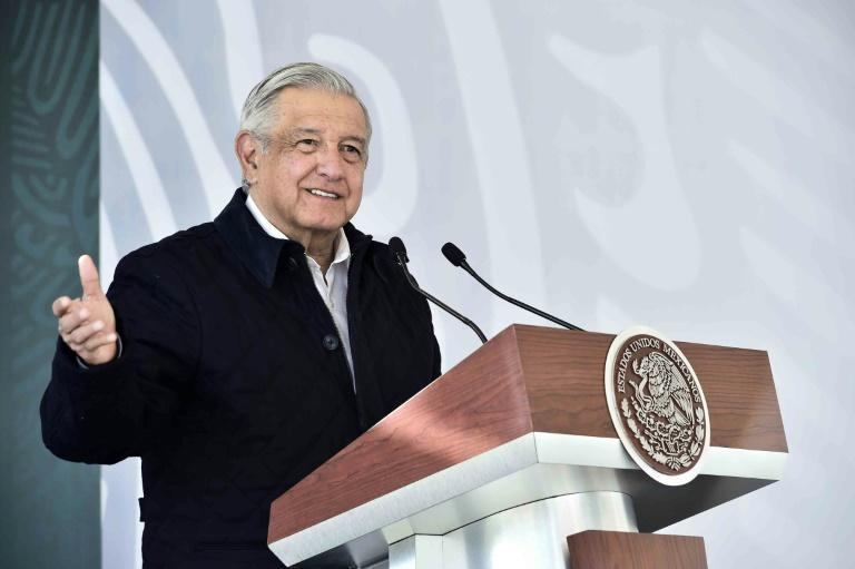President Andres Manuel Lopez Obrador has continued his cross-country travels during the pandemic and visited central and northern Mexico over the weekend