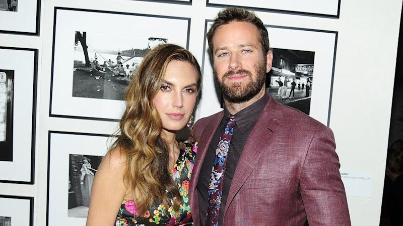 Armie Hammer's Wife Responds to Backlash Over Video of Son Sucking Actor's Toes