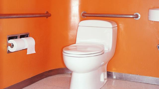 Flushing Can Spread Diarrhea Disease