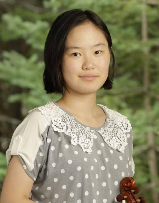 Saint John High School student Younseo Heo's says getting involved in a string program was instrumental in helping her feel part of the community after she moved to Canada.