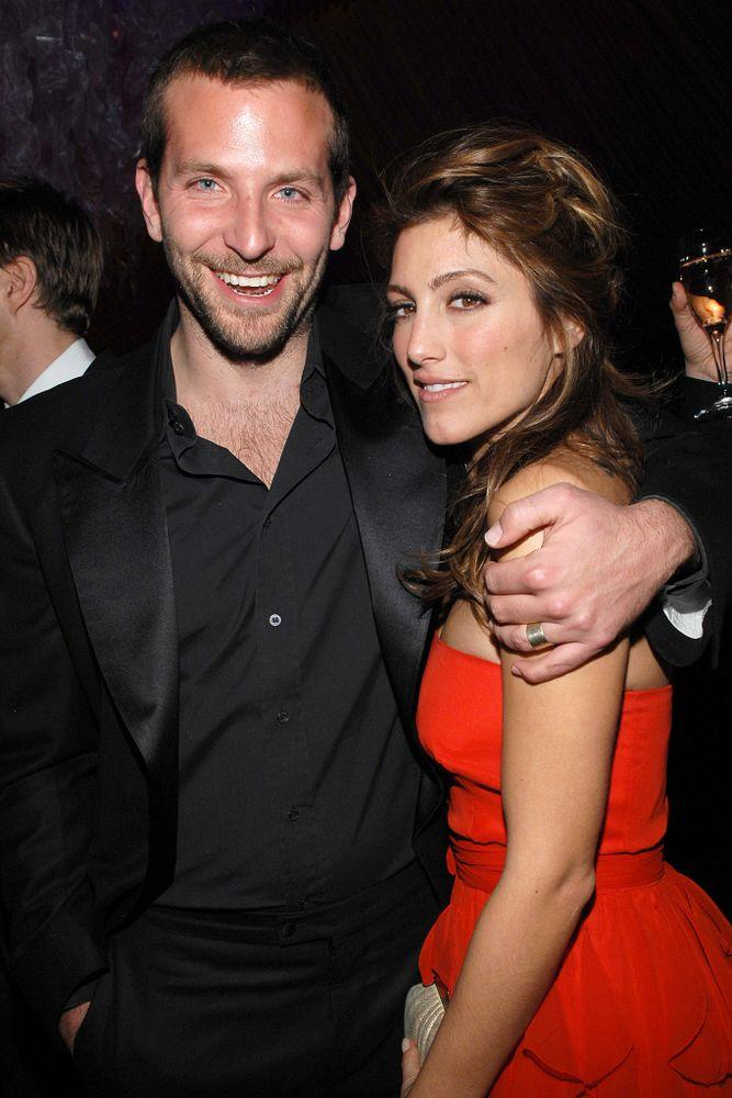 bradley coopers exwife jennifer esposito reacts to his