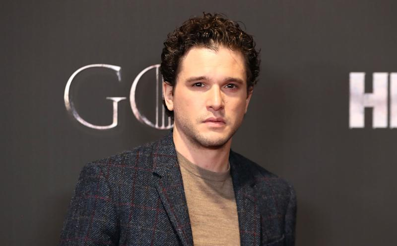 "Kit Harington attending the ""Game of Thrones"" premiere in April. (Photo: Liam McBurney - PA Images via Getty Images)"