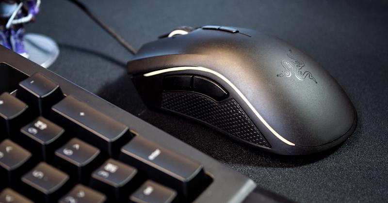 Best gifts for nerds 2019: Mamba Mouse