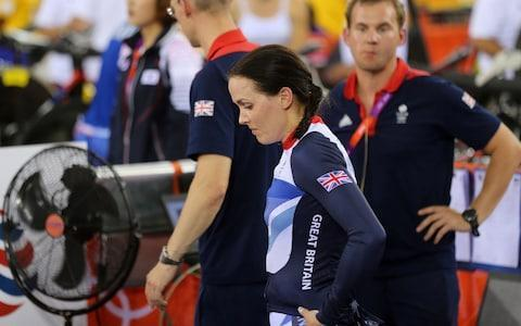 <span>Double Olympic cycling champion Victoria Pendleton admitted to struggling after retiring from her sport</span> <span>Credit: Getty Images </span>
