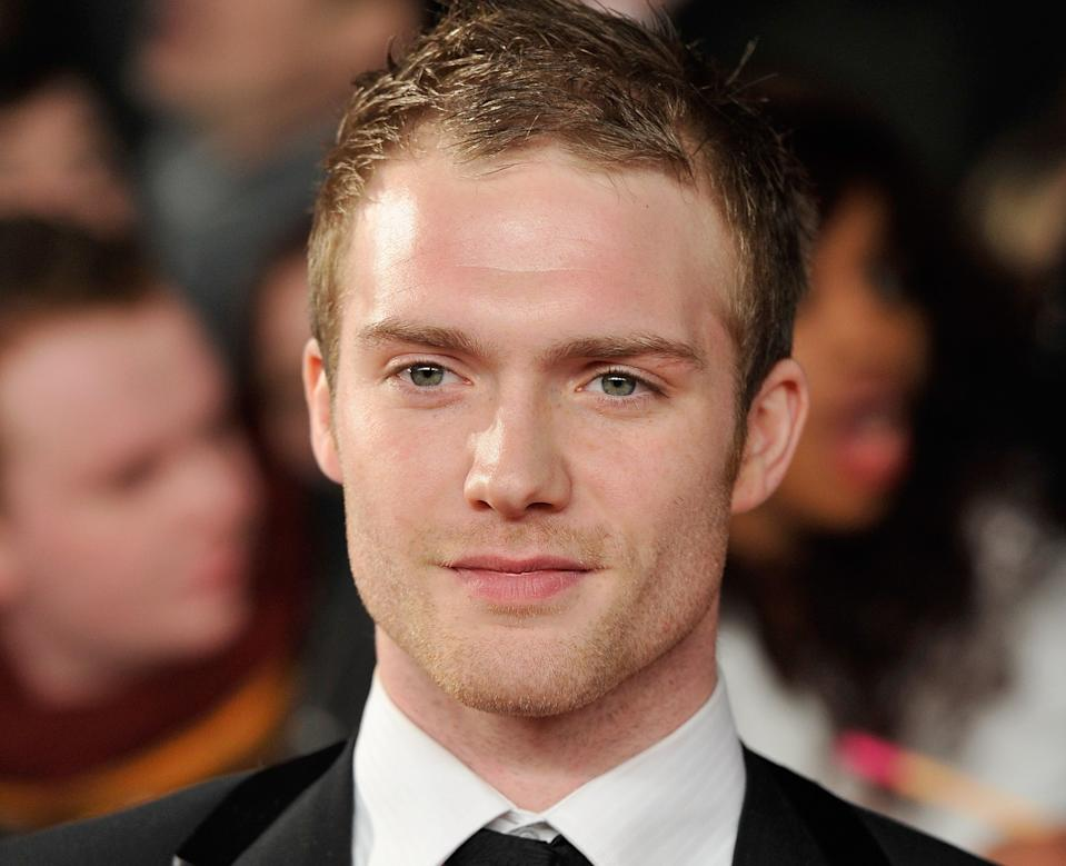 Chris Fountain attends the National Television Awards at the O2 Arena on January 26, 2011 in London, England.