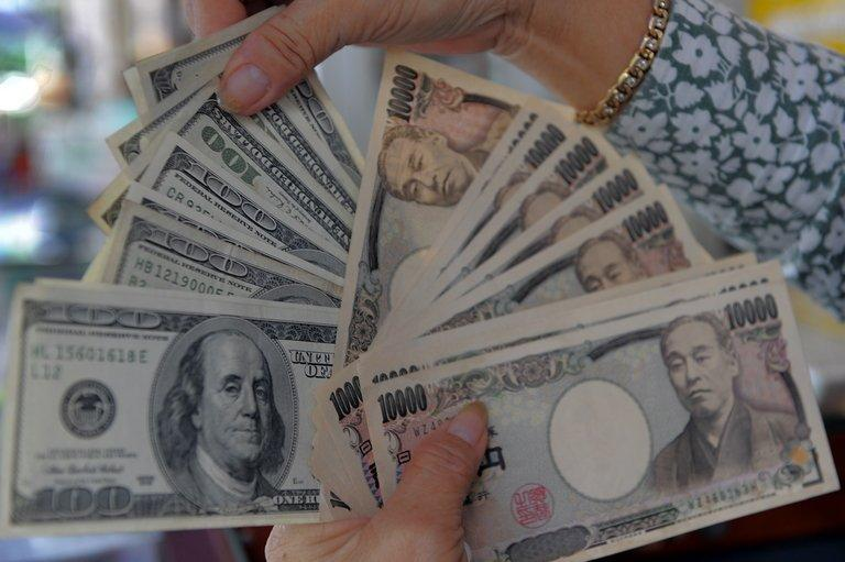 Investors have been selling the yen on expectations newly-elected PM Abe will carry out his economic promises