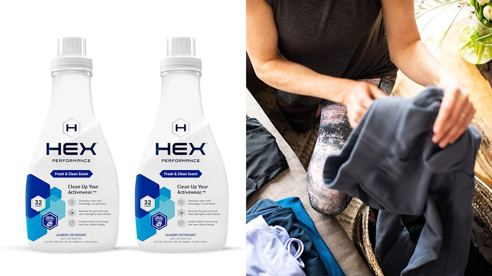 Best health and fitness gifts 2020: HEX detergent