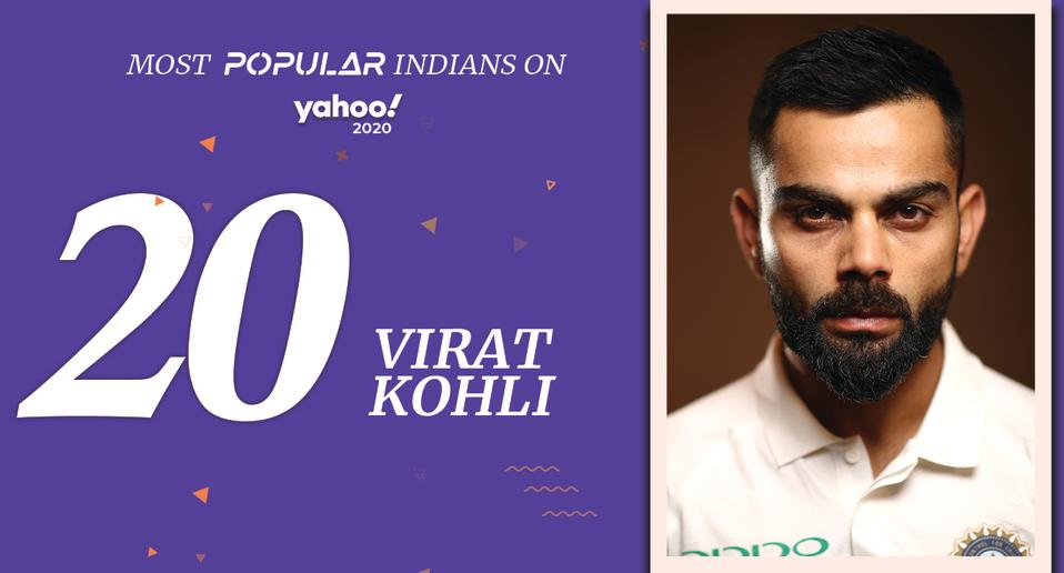 Virat Kohli (born 5 November, 1988) <br>Indian Cricketer