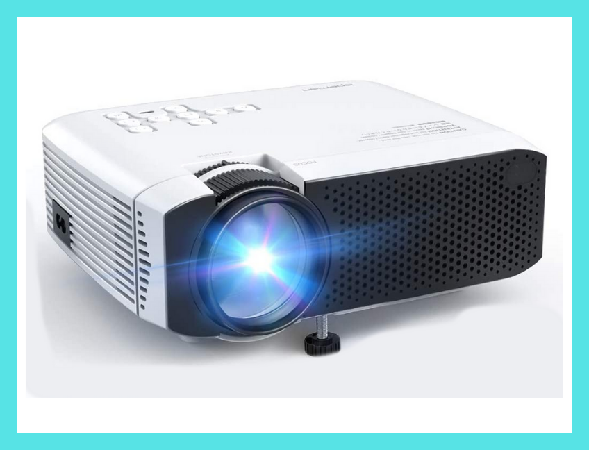 Get this Apeman Mini Projector for just $100. (Photo: Apeman)
