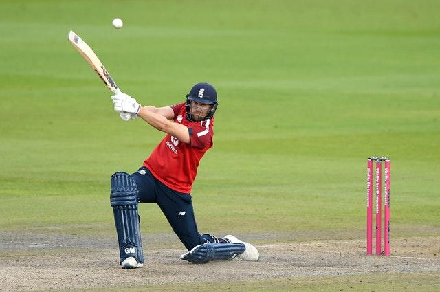 Dawid Malan scored a 48-ball hundred for England in a Twenty20 international against New Zealand in November