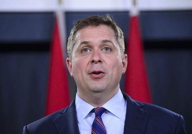 Scheer claimed the new food guide reflects a