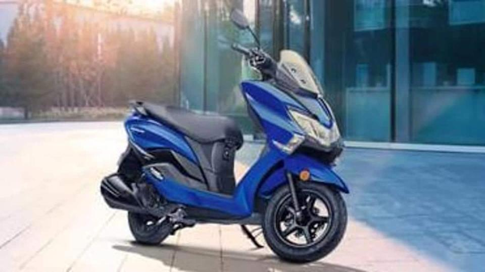 Suzuki Burgman e-scooter spotted testing for first time: Details here