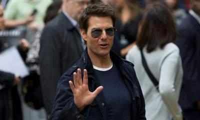 Tom Cruise Film To Create 500 Jobs In The UK