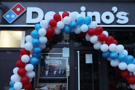 Pick up in United Kingdom trading boosts Domino's Pizza shares