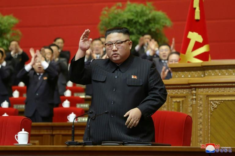 Kim Jong Un has been appointed the ruling party's general secretary, a title previously reserved for his father and predecessor