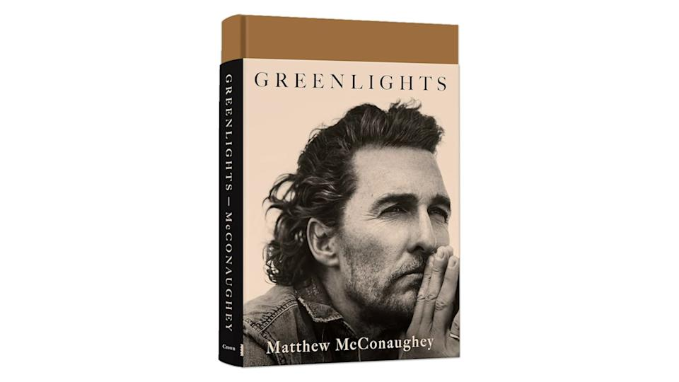 Matthew McConaughey discusses new book Greenlights