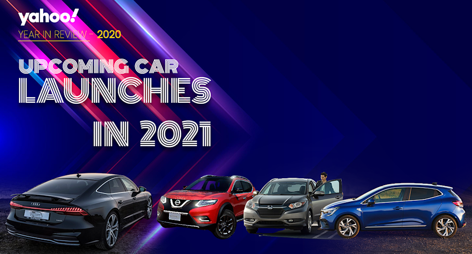 Upcoming Car Launches in 2021