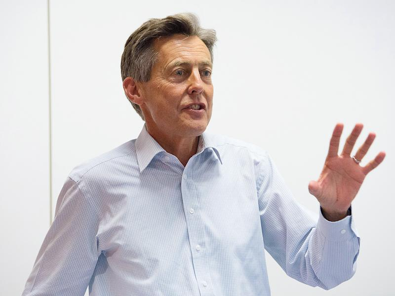 Ben Bradshaw said Labour ought to be 20 points ahead of an 'evidently beatable' Tory party: PA