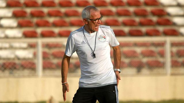 Despite his desire to continue as head coach of Egypt, Cuper has been relieved of his duties by the country's football association