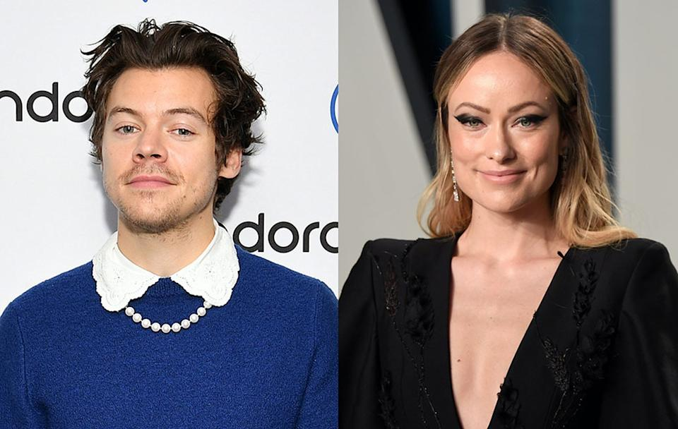 Harry Styles, 26, and Olivia Wilde, 36, are dating, according to multiple news outlets. (Photos: Getty Images)