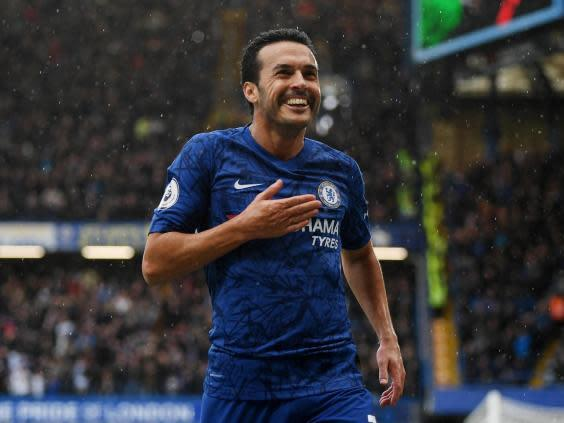 Pedro has also sought to clarify speculation around his future (Getty)