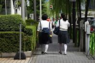 Japan on suicide watch as children go back to school