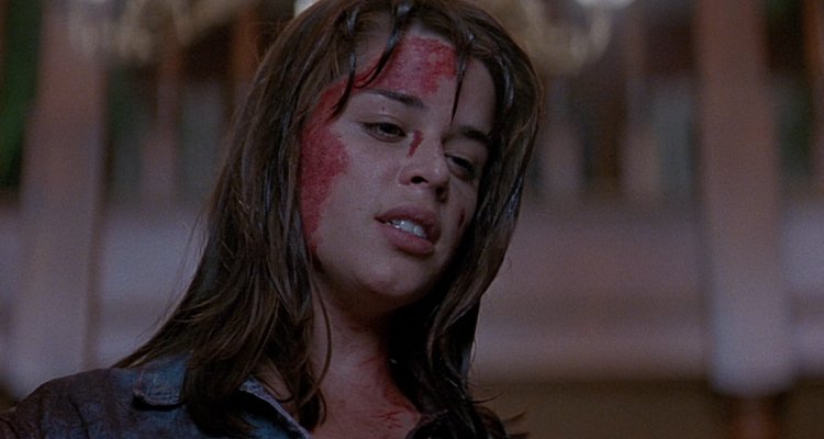 Neve Campbell has been the protagonist of the 'Scream' franchise since its 1996 debut. (Credit: Dimension Films)