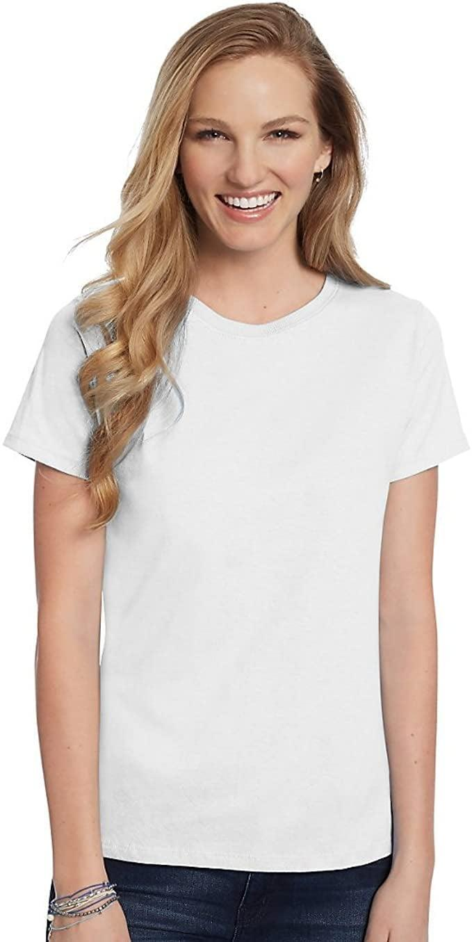 <p>This <span>Hanes Relaxed Fit Jersey ComfortSoft Crewneck T-Shirt</span> ($7) is a bestseller.</p>