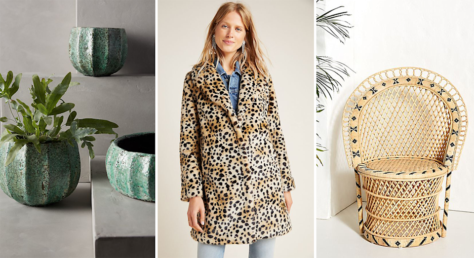 It's Anthroday: here are our top Anthropologie items to add to your basket ASAP [Photos: Anthropologie]
