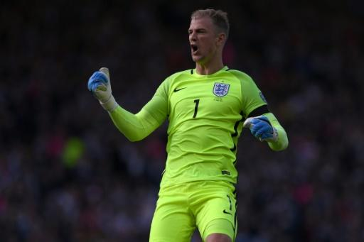 Hart-less: England veteran Joe Hart is expected to miss out on Gareth Southgate's World Cup squad