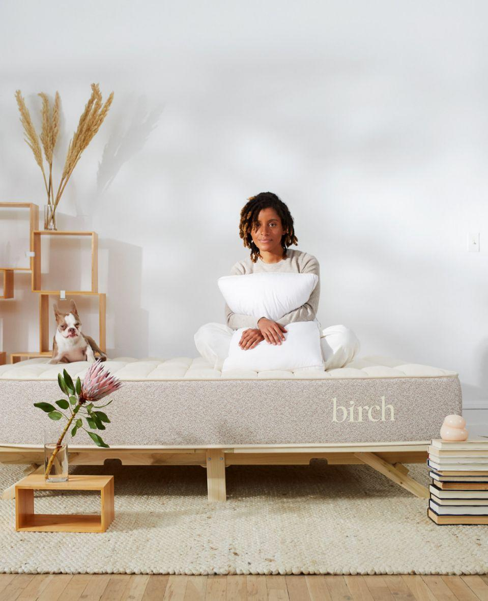 Birch Natural Mattress (Photo: Birch)