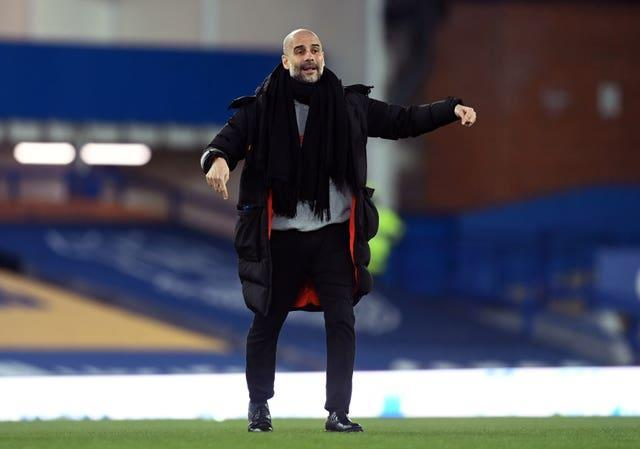 City boss Pep Guardiola insists he has prepared as he would for any other game